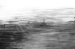On the road, la noire