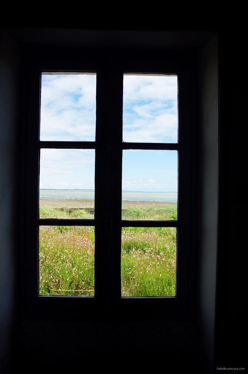 Fenêtre sur l'Atlantique