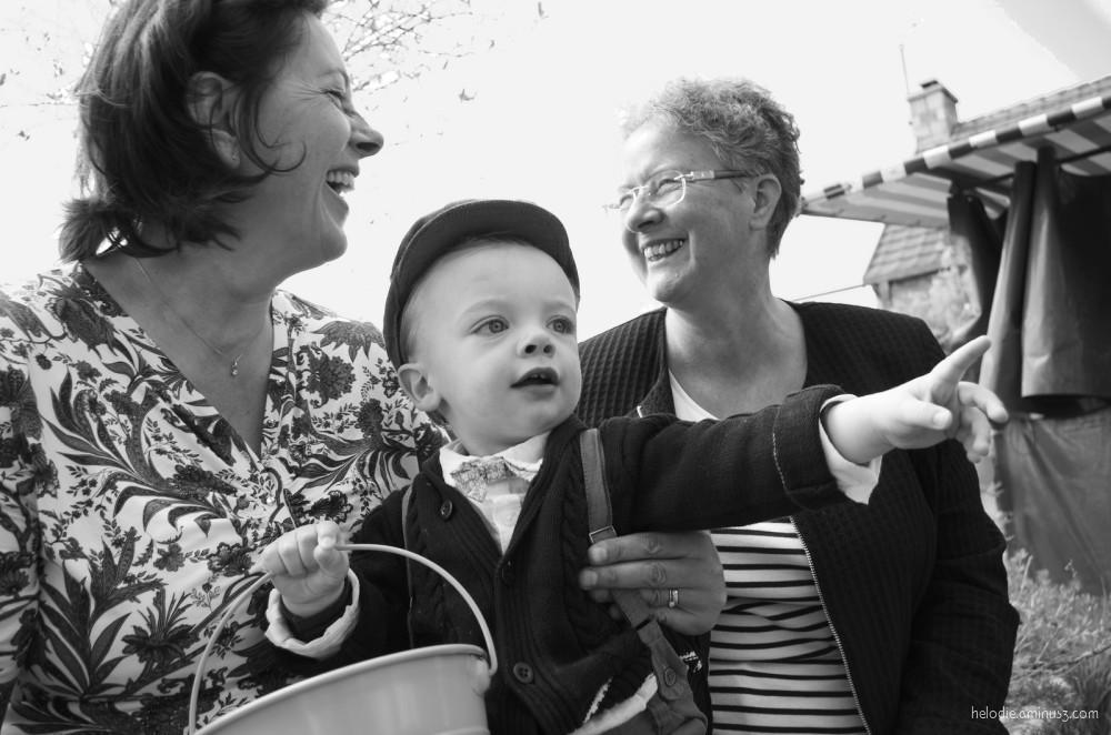 Les grand-mères