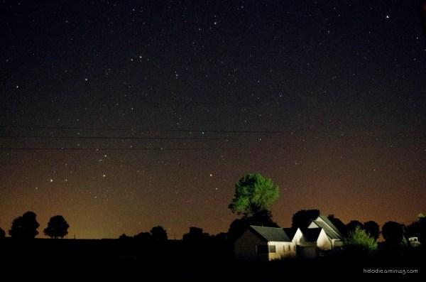 Lueur de nuit