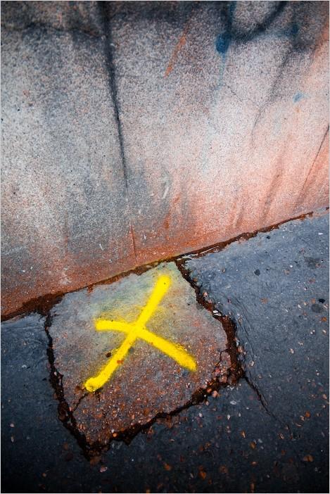 La X Marca el Lugar