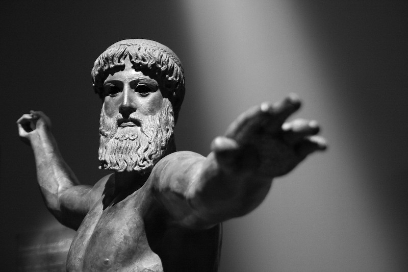 Estatua Griega