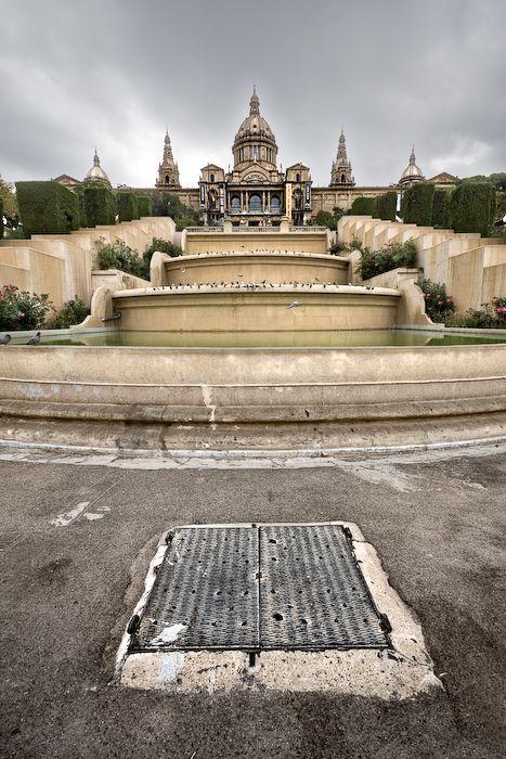 Museo de Cataluña en Montjuic
