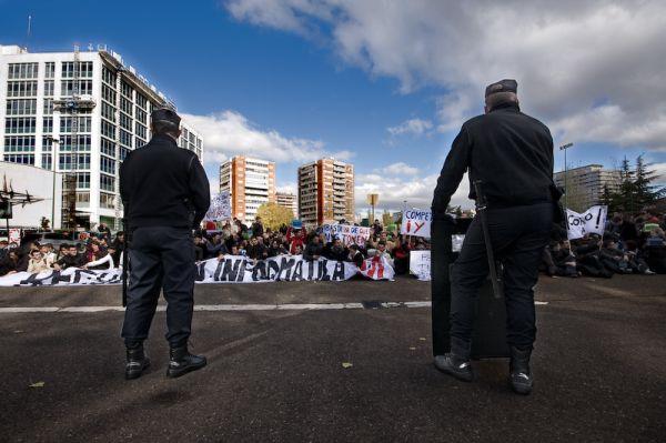 Huelga de informática, tras la policía