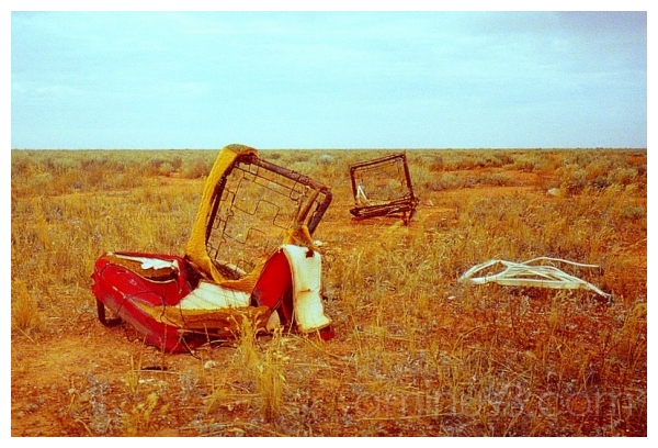 Nullabor Chairs, Cook, South Australia
