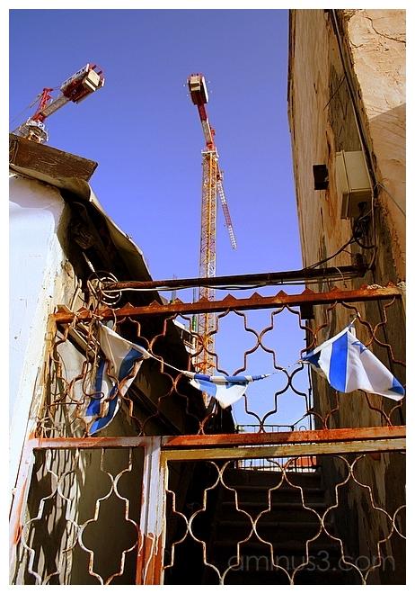 Death & Rebirth, Neve Tzedek, Israel
