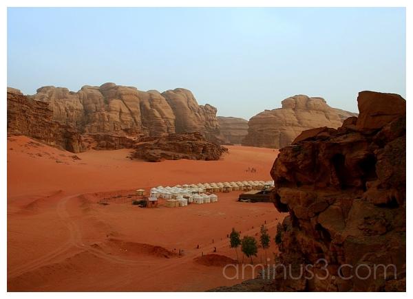 Bedouin Guest Tent Camp, Wadi Rum, Jordan