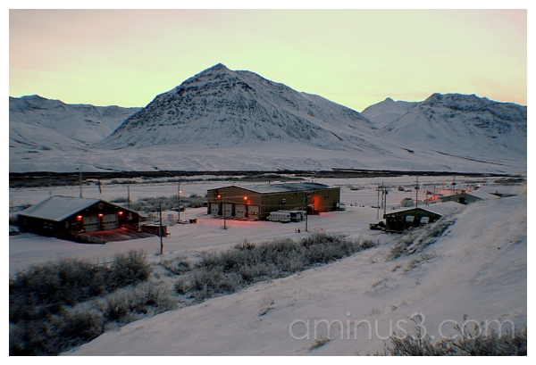 Fire & Power Stations, Anaktuvuk, Alaska