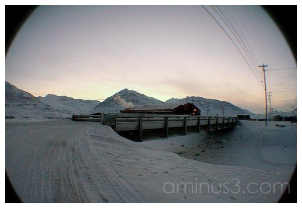 Beyond the Bridge, Anaktuvak, Alaska