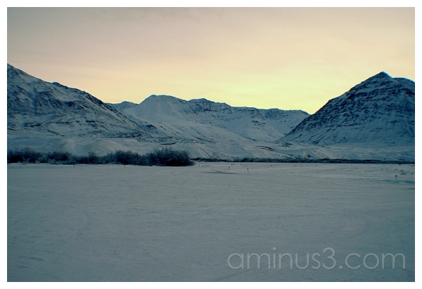 Arctic Afterglow (From Dawn til Dusk)