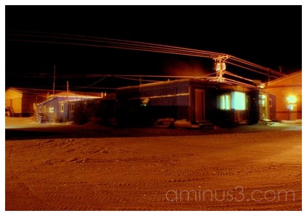 Night Glows & UFO's, Anaktuvuk, Alaska
