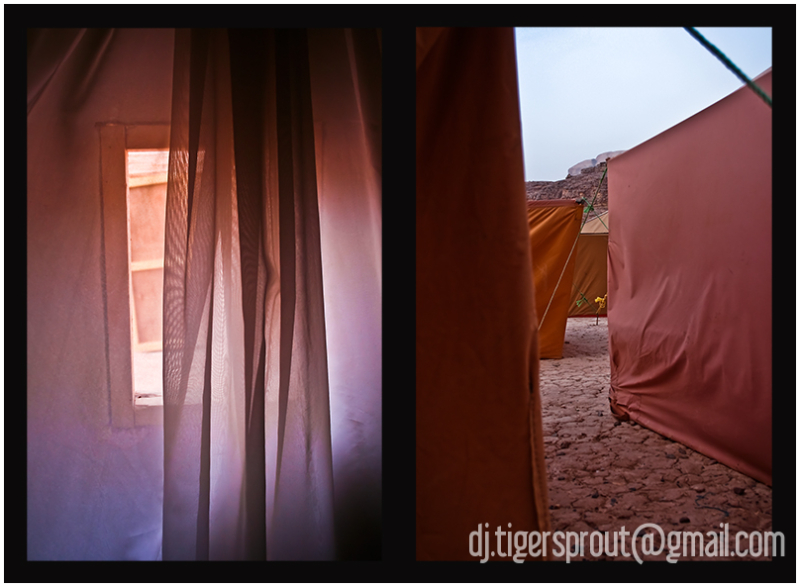 Windows & Doors, Bedouin Guest Camp, Wadi Rum