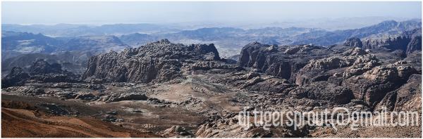 the Chasms of Petra, Wadi Mousa, Jordan