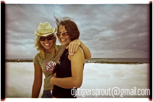 Cyndy & Sam, Lancelin Dunes, Western Australia