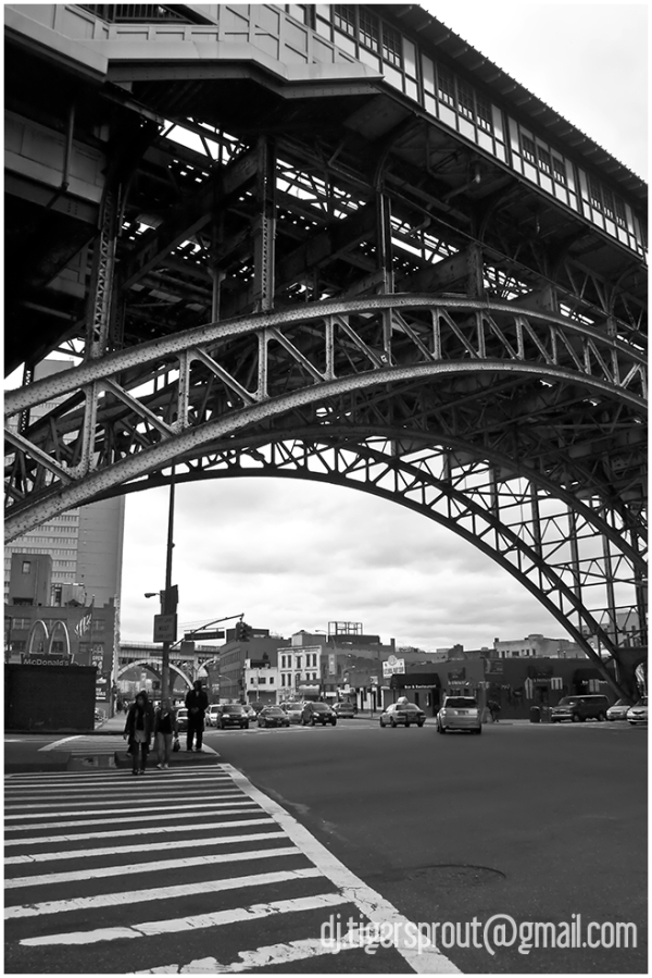 MTA Trestle Arch, Broadway @ 125th Street, NYC