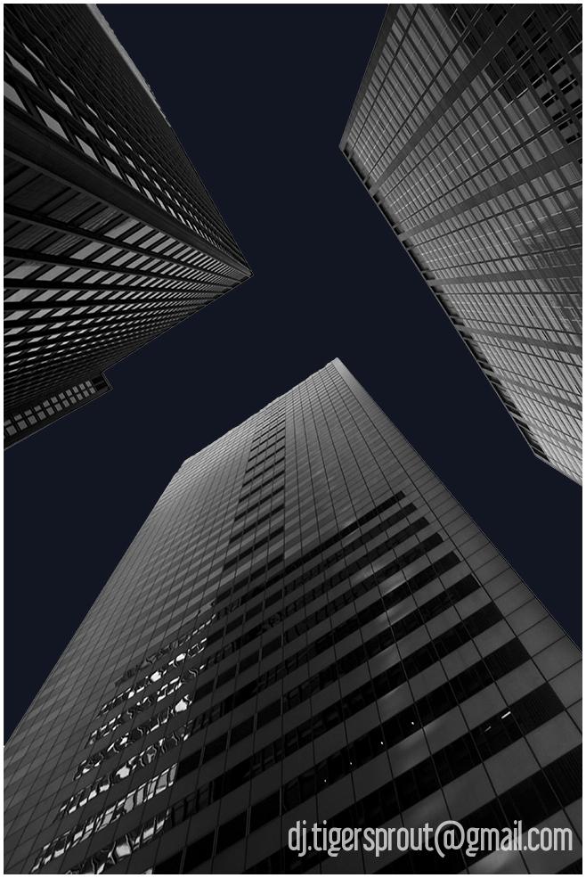 3 Way Sky Split (Wall Street Vicinity), NYC