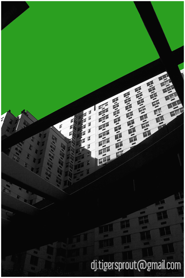 Constructivist Sky Grid (770 Broadway), NYC