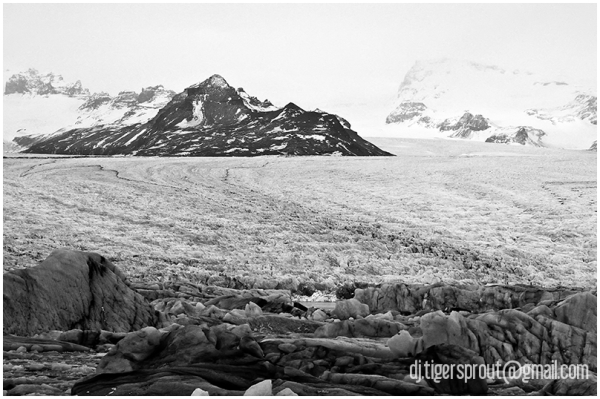 a Natural Phenomenon, Jokulsarlon Glacier Lagoon