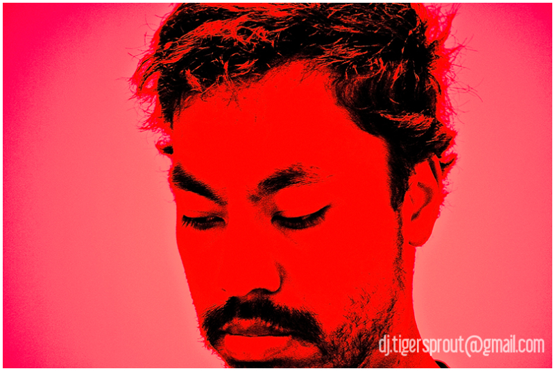 Ma Vie En Rose... (Self Portrait in Warhol Pink)