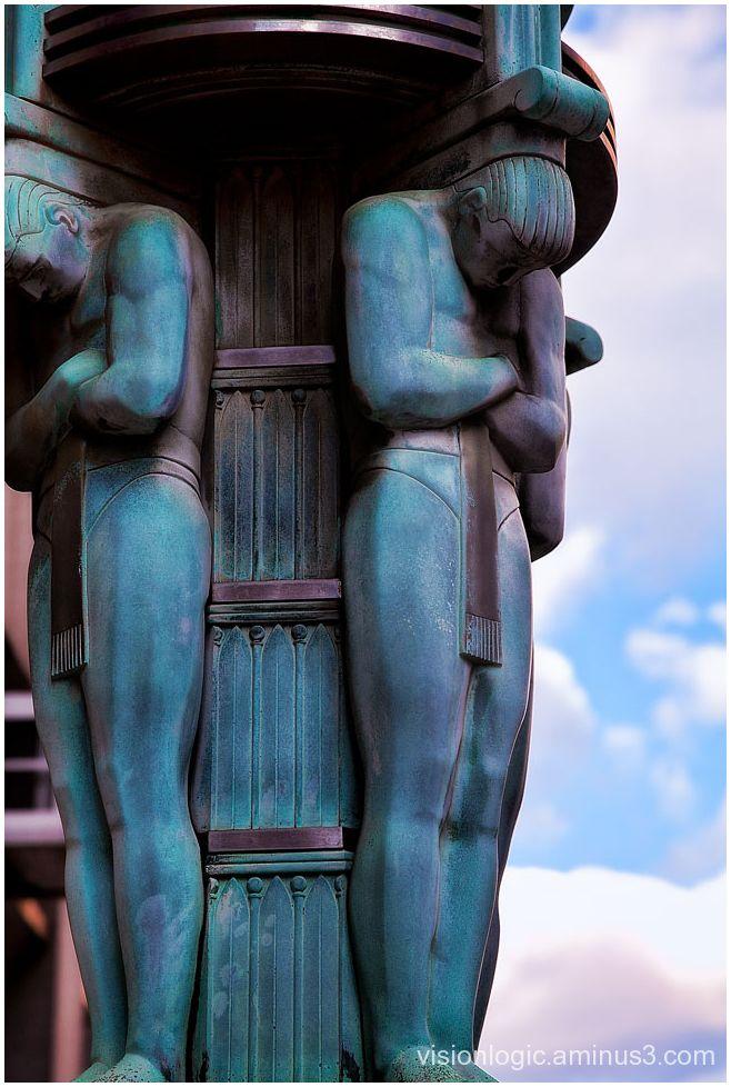City Hall (Art Deco Detail), Manhattan, NYC