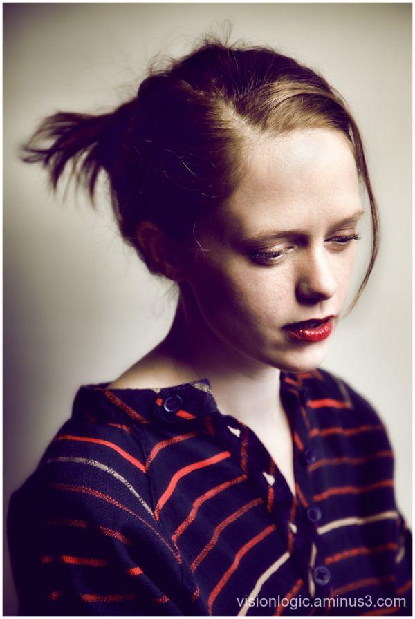 Kirsten (Jeune Fille), Greenpoint, Brooklyn, NYC