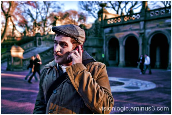 Mikey (Bethesda Mall), Central Park, NYC