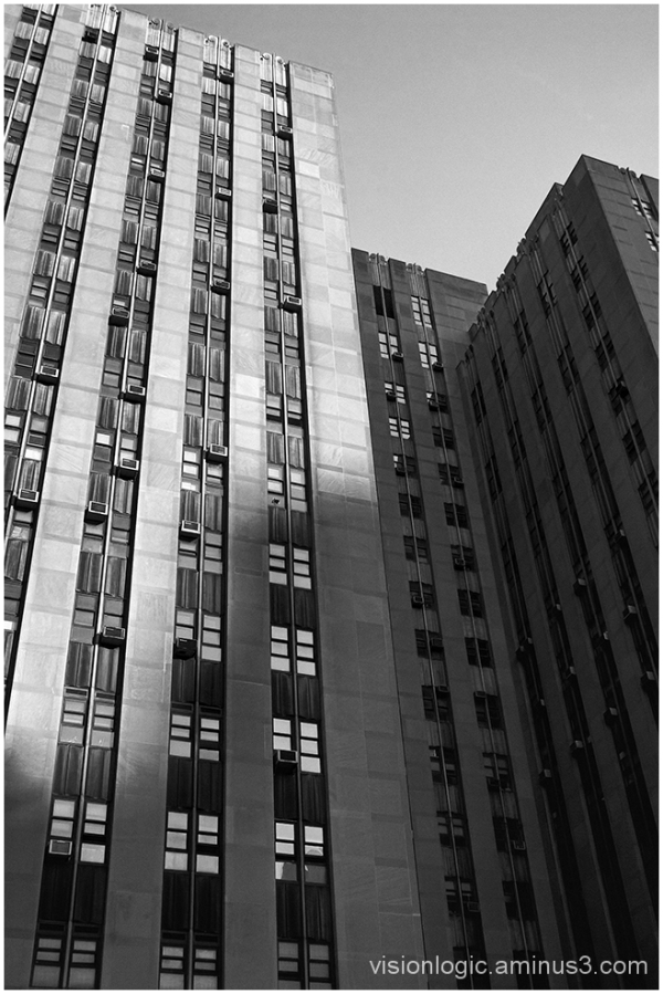 Silver-Side, Municipal Court Building, NYC