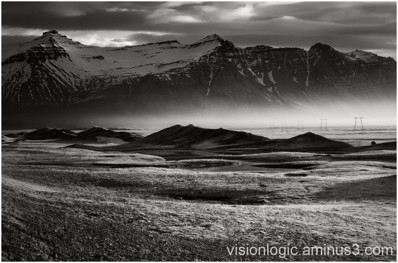 Molehills, Mountains & Mists, Jokulsarlon