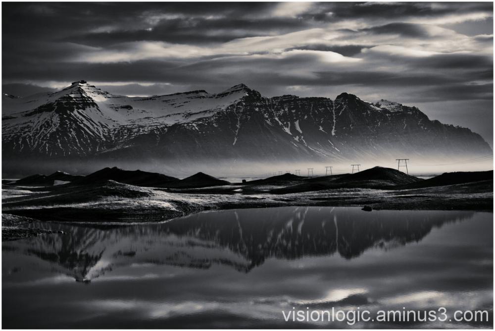 Morning Glory (Silver), Jokulsarlon Glacier Lagoon