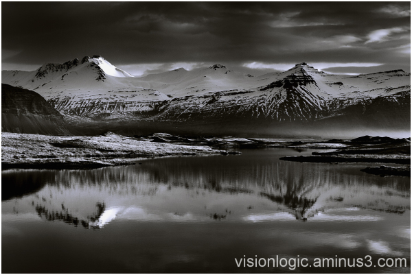 Coexistant Realities, Vagnsstadir, Iceland