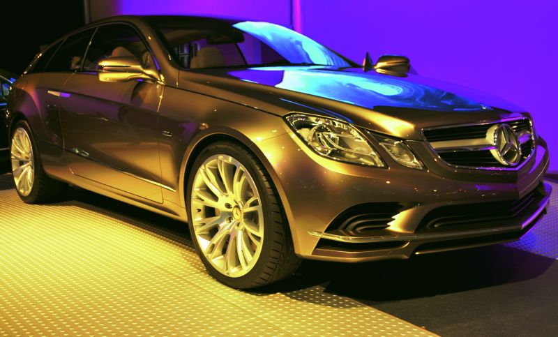 Mercedes concept -v2