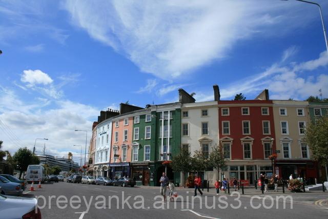 Buildings in Cobh