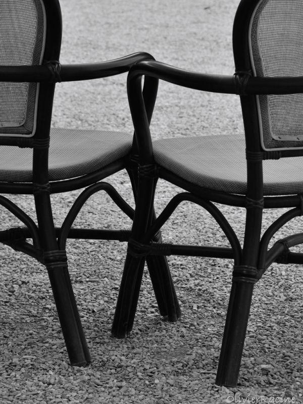 Loving Chairs B&W