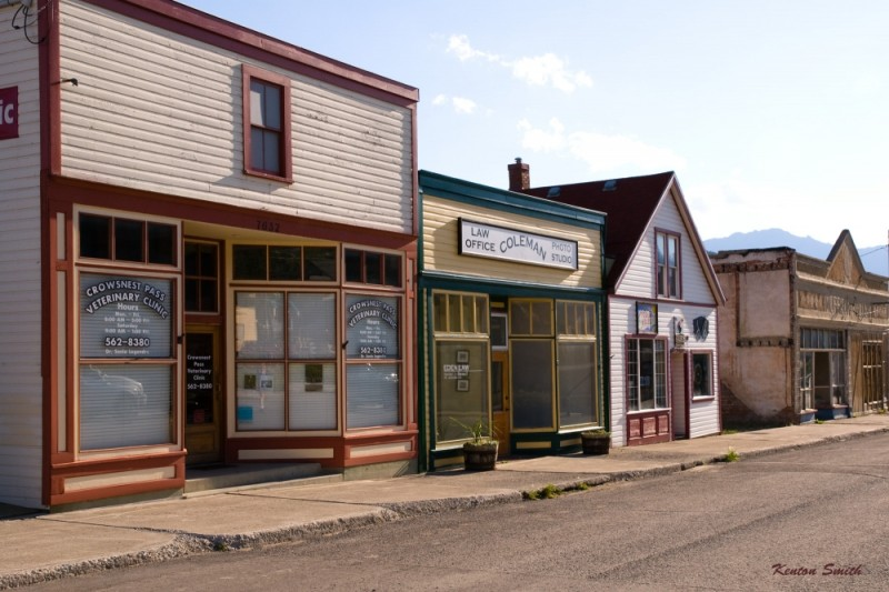 Coleman, Alberta