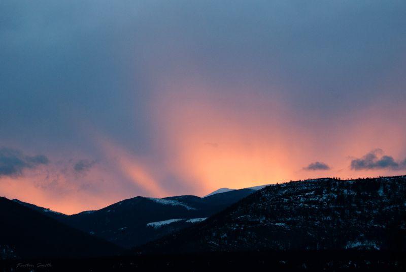 Fairmont Sunset