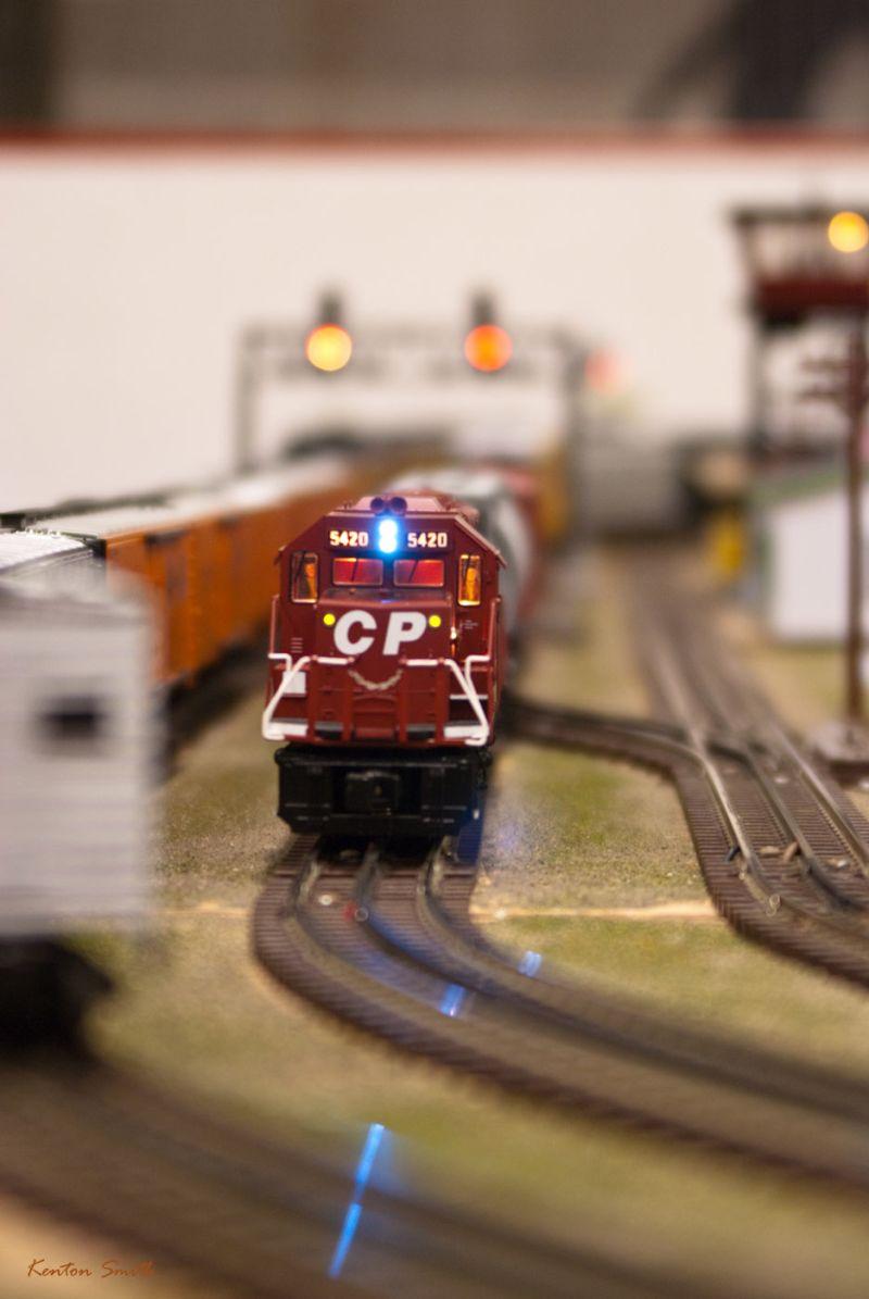 Model Trains 3
