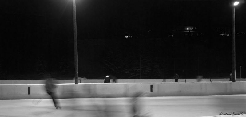 Hockey Ghosts