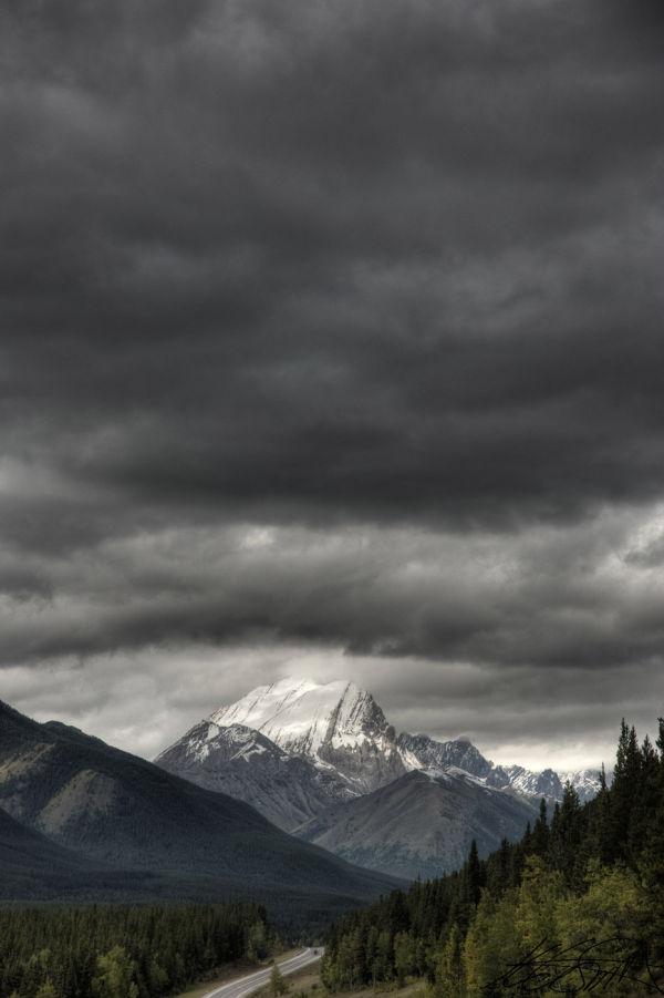 Snowy Peak 2