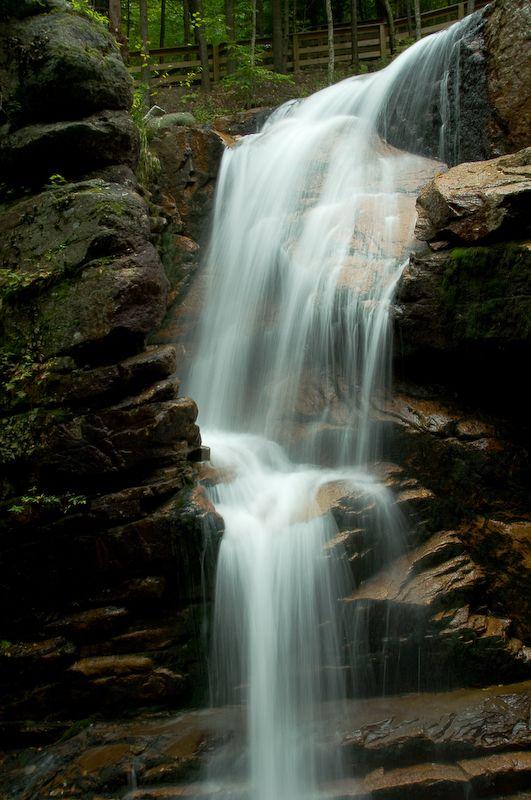 Avalanche Falls New Hampshire