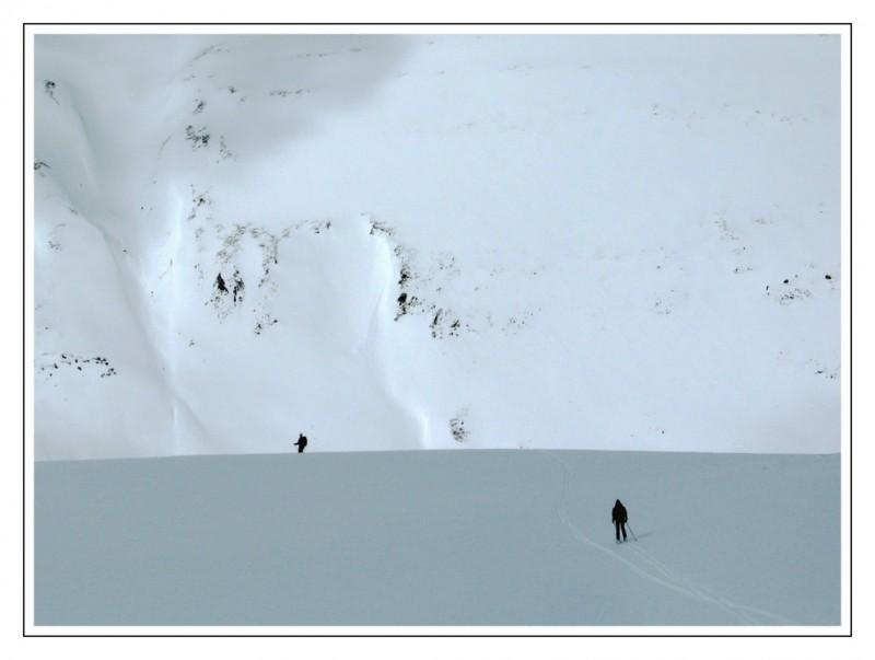 skiing in Austria alone