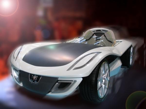 concept car Frankfurt