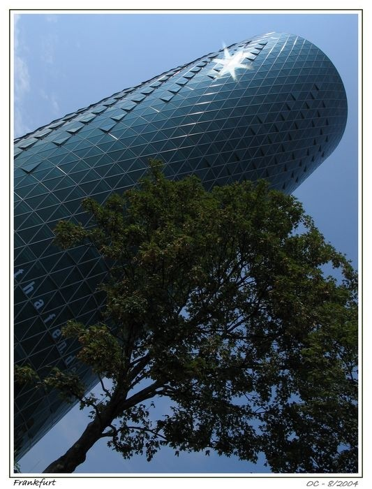Frankfurt am Main city building