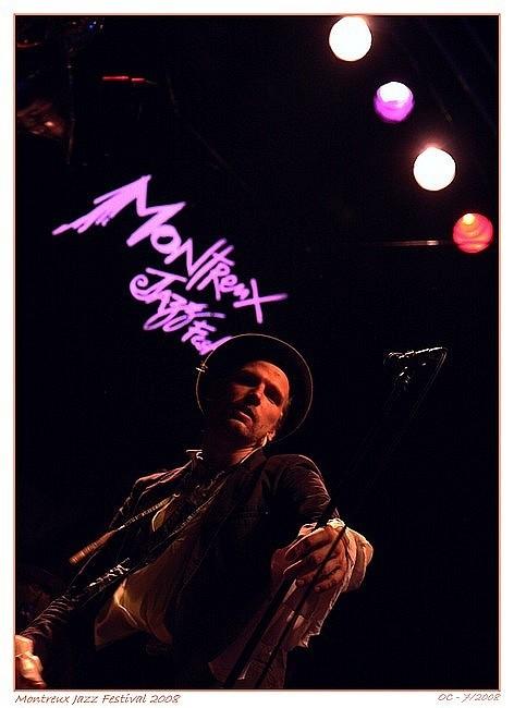 Montreux Jazz Festival 2008 Music