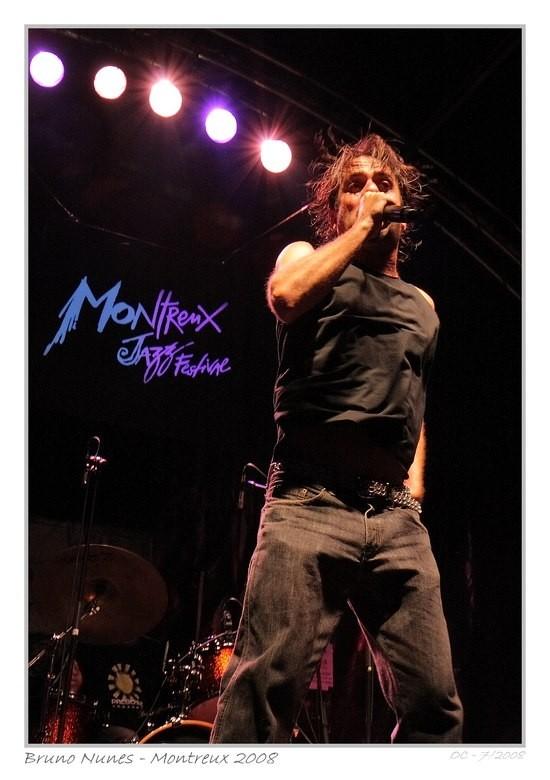 Bruno Nunes Montreux Jazz Festival 2008