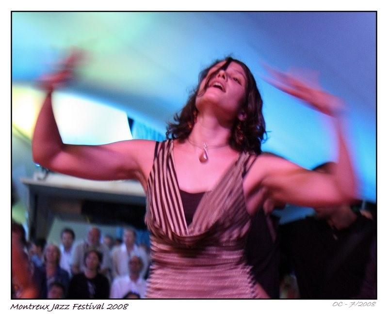 Montreux Jazz Festival 2008 Dance Music Beat
