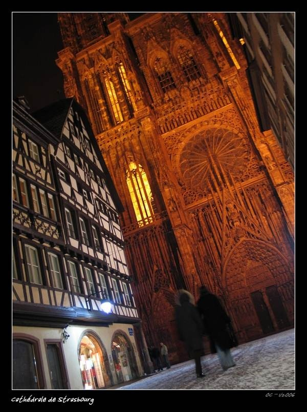 Strasbourg - Cathedrale