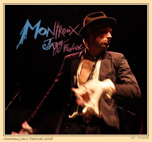 Atmosphere rythm Montreux Jazz Festival 2008