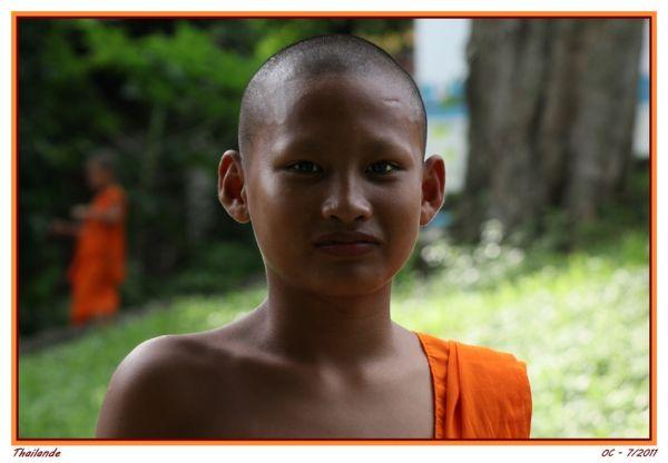 Boy in Thailand