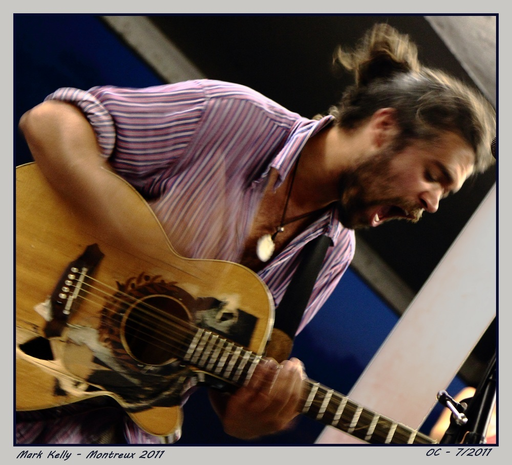 Mark Kelly - Montreux Jazz Festival 2011
