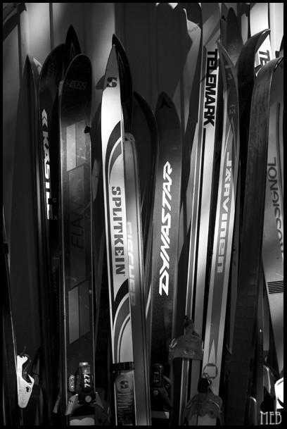À mes skis!!!!